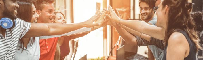 Imagem de destaque do Artigo: Gestão Colaborativa: Tudo o que você precisa saber para Aplicar na sua Empresa