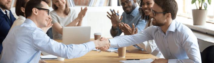 Imagem de destaque do Artigo: 03 Estratégias para Melhorar a Capacidade de Negociação da sua Equipe
